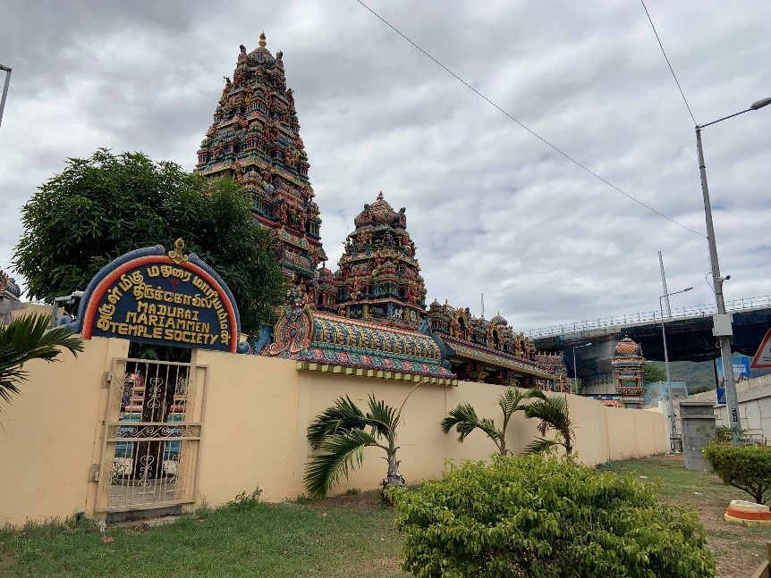 Madurai Mariammen Temple Society